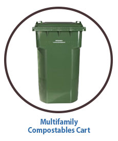 Marin Multifamily Apartment Compost