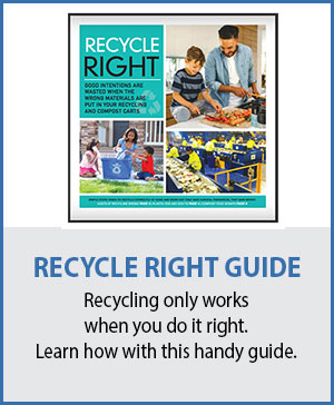 Marin Sanitary Recycle Guide
