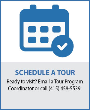 Schedule a tour of Marin Sanitary