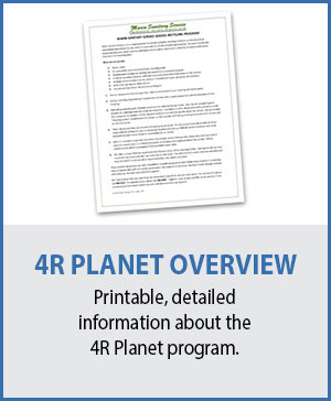 Marin Sanitary 4 R Planet Overview