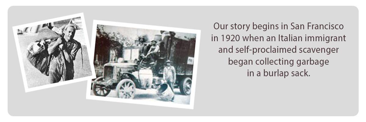 Marin Sanitary Service History