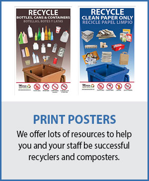 Marin Sanitary Posters for Printing