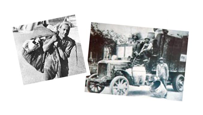 Marin Sanitary History