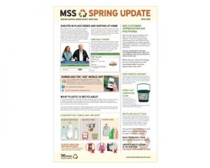 MSS Spring 2020 Newsletter