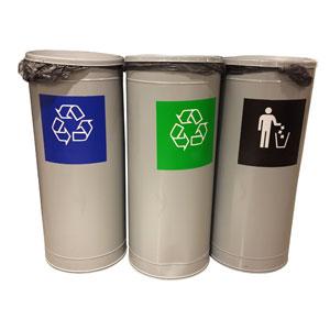 Recycling Bins in Marin
