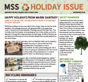 MSS Winter Newsletter Thumb