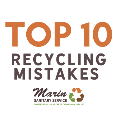 Top 10 Recycling Mistakes
