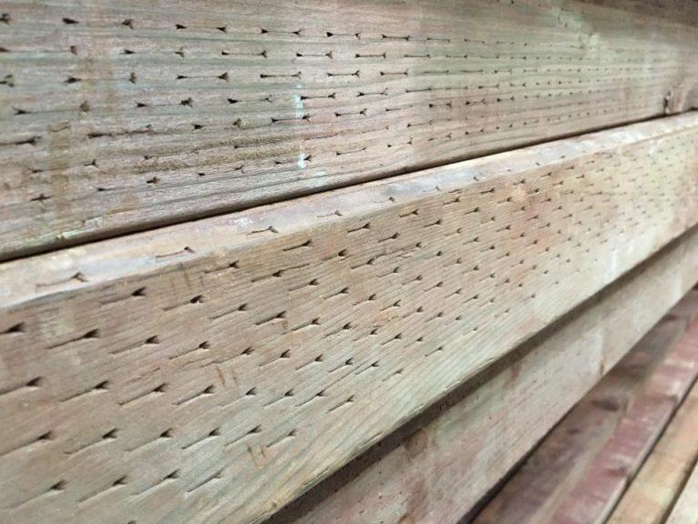 Treated Wood is Hazardous Waste