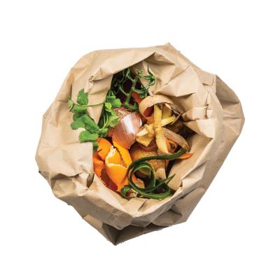 Bag compost
