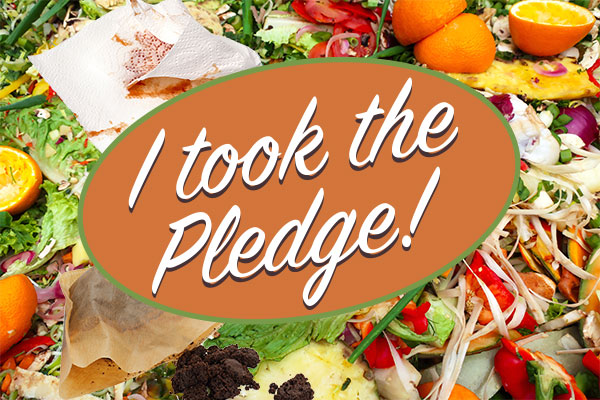 I took the pledge!