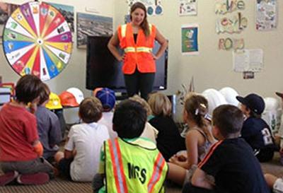 Marin Sanitary School Programs